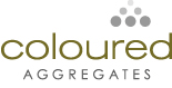 Coloured Aggregates